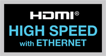 logo hdmi high speed ethernet 209px
